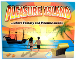 Pleasure Island Adult Game